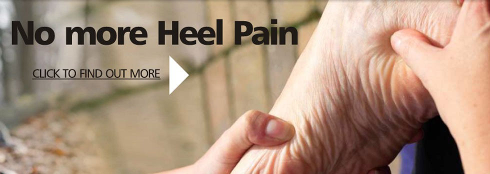 Foot Specialist - No More Heel Pain
